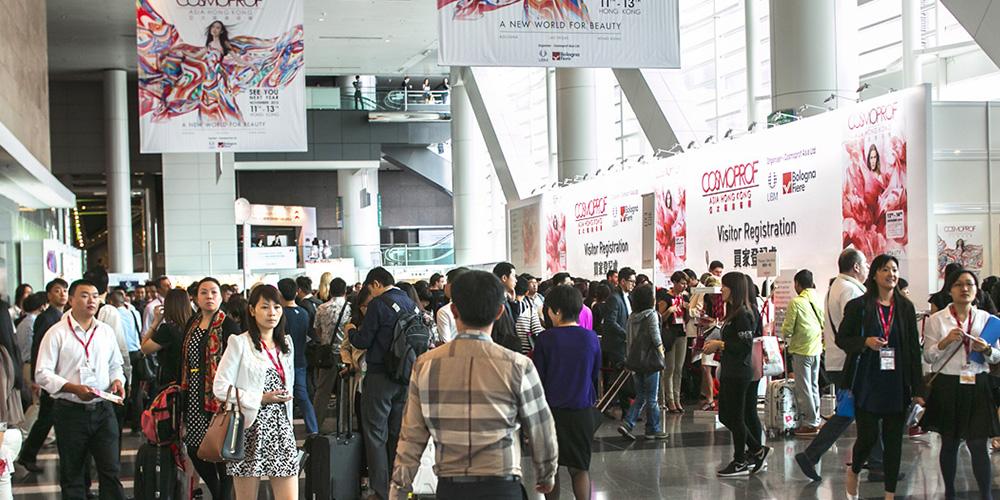 Cosmoprof Asia Hong Kong 2015
